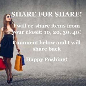 Other - SHARE FOR SHARE!